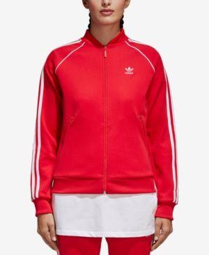 Adidas Originals Women's Originals Superstar Track Jacket
