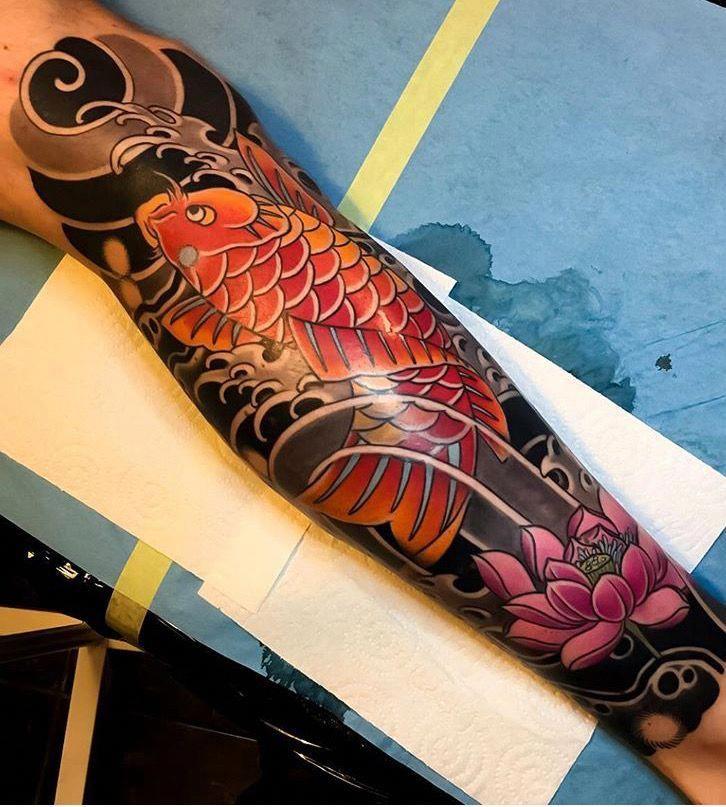 Japanese Tattoos Meaning Japanesetattoos Avec Images Tatouage