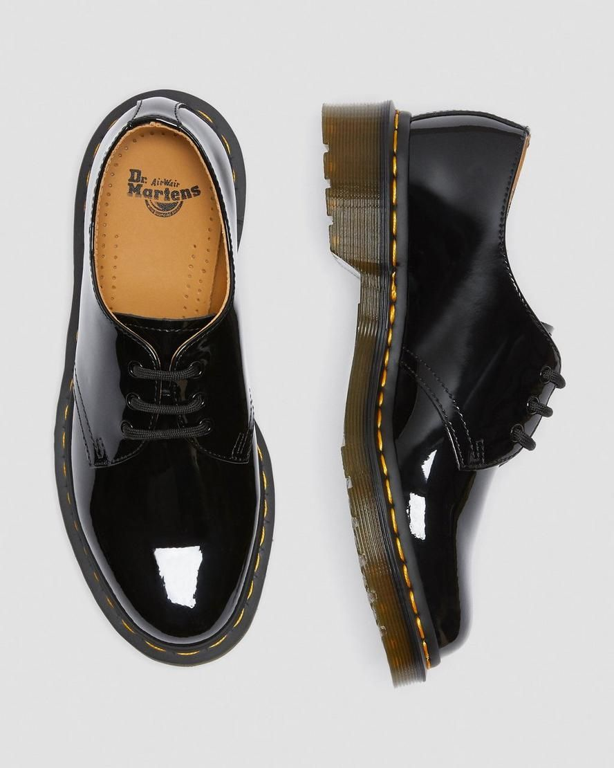 Dr Martens 1461 Patent Women S Leather Oxford Shoes In 2020 Leather Oxfords Women Leather Shoes Woman Oxfords Women Oxford Shoes