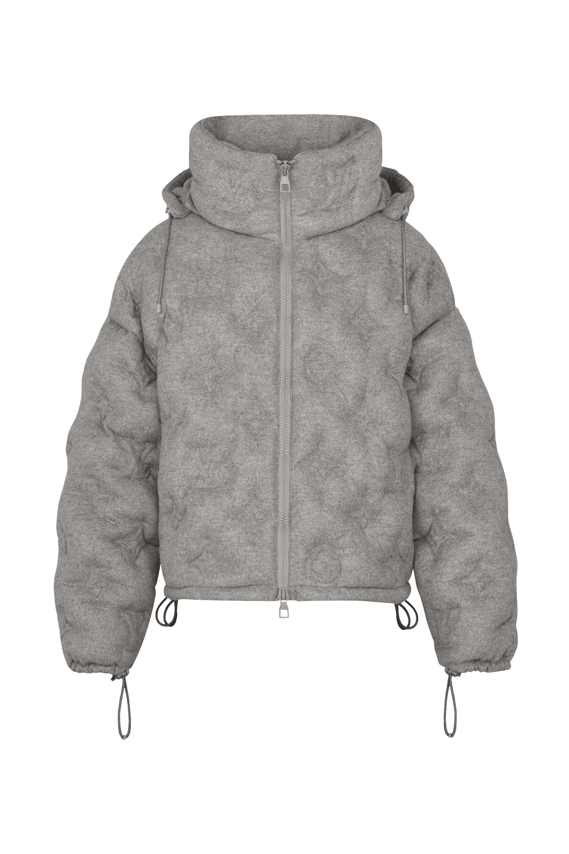 Monogram Boyhood Puffer Jacket Ready To Wear Louis Vuitton Outerwear Fashion Jackets Monogram Jacket [ 3000 x 2000 Pixel ]