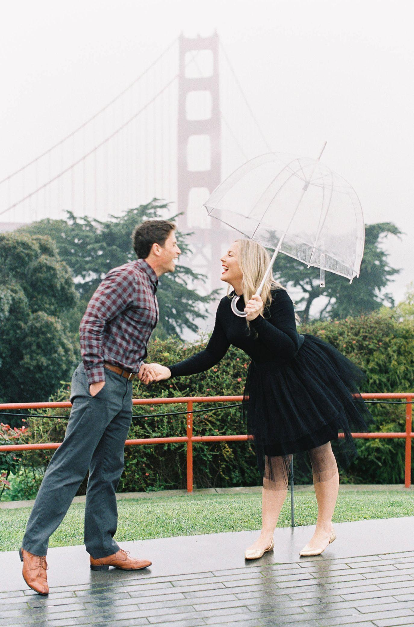 San Francisco Engagement  meganwynn.com
