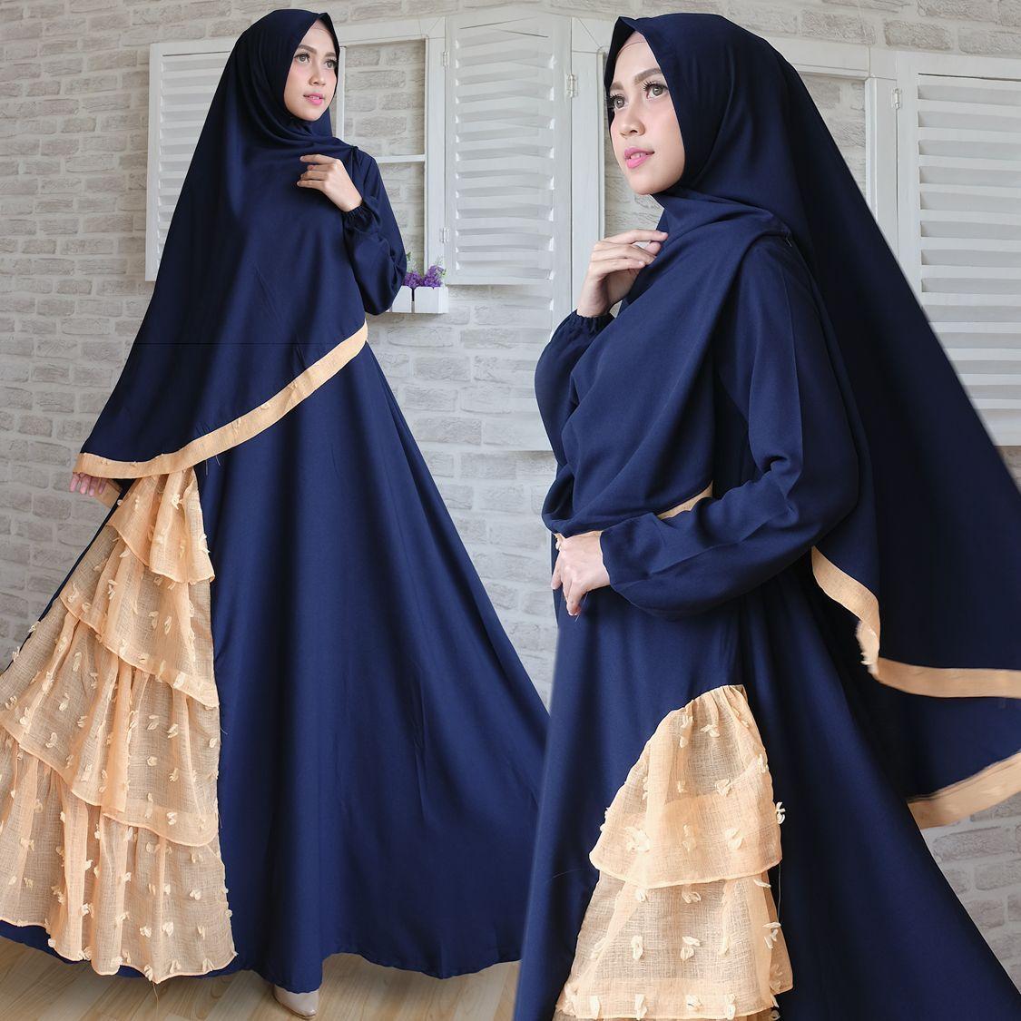Baju Dongker Jilbab Warna Apa