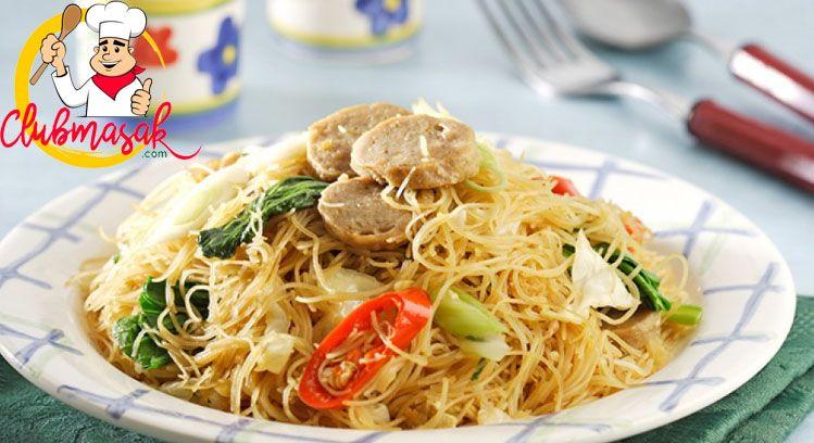 Resep Bihun Goreng Resep Masakan Praktis Club Masak Resep Masakan Resep Masakan