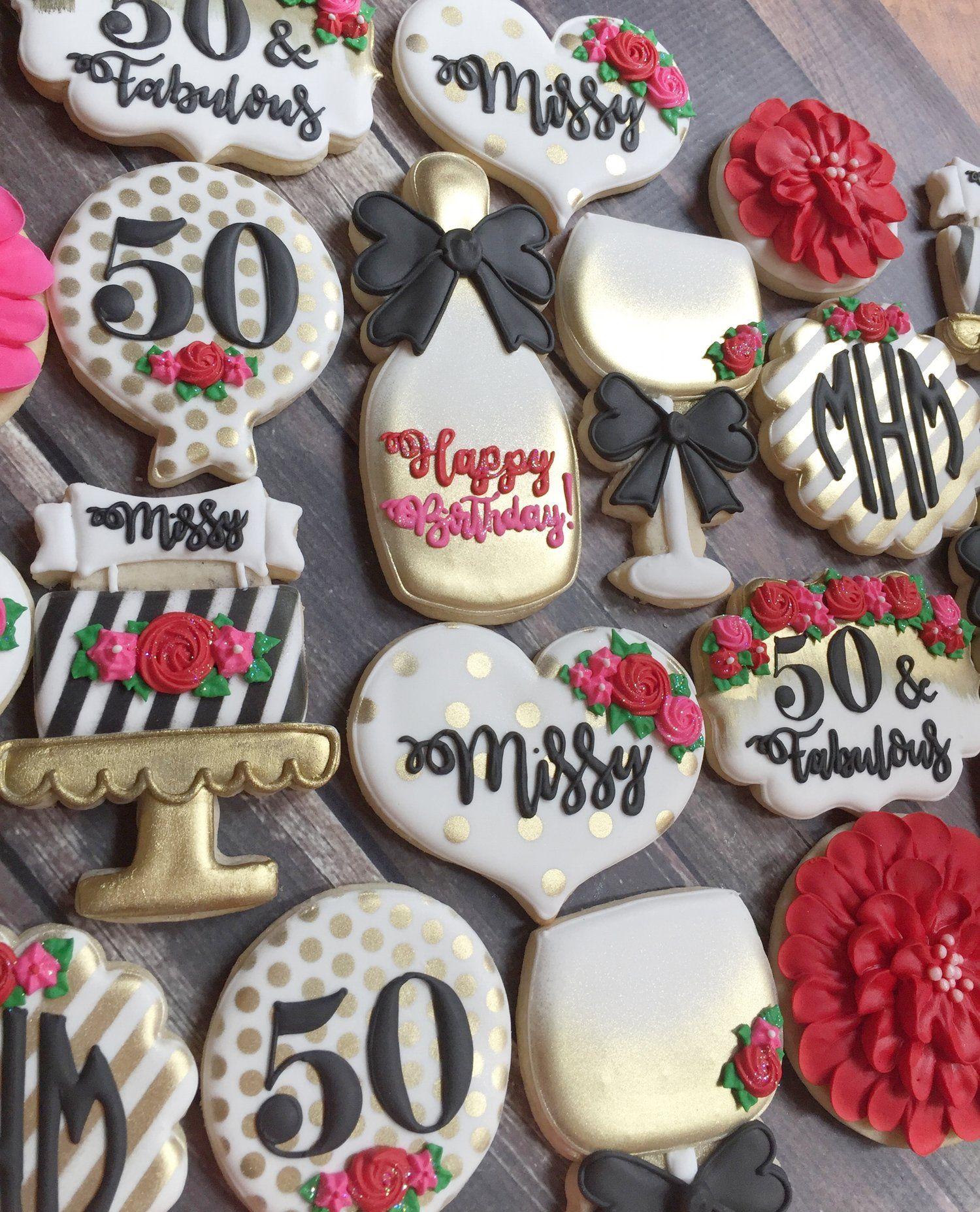 Birthday cookies birthday cookies sugar cookies