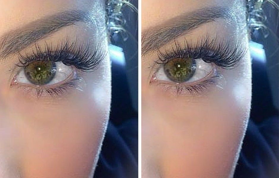 fba70b67864 It's pretty safe to say that these days women just don't have time time OR  patience to sit around and fiddle with fake eyelashes everyday. Right?We  barely ...