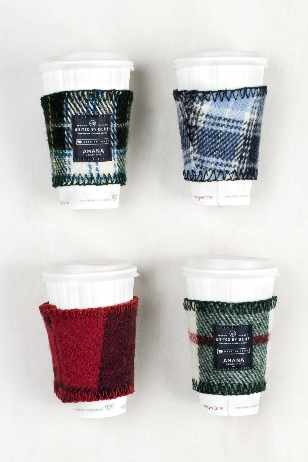 Recycled Wool Cup Cozy | United By Blue | Bedding, Linens, & DIY ...
