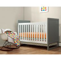 walmart bananafish studio geo circle crib bedding mix match