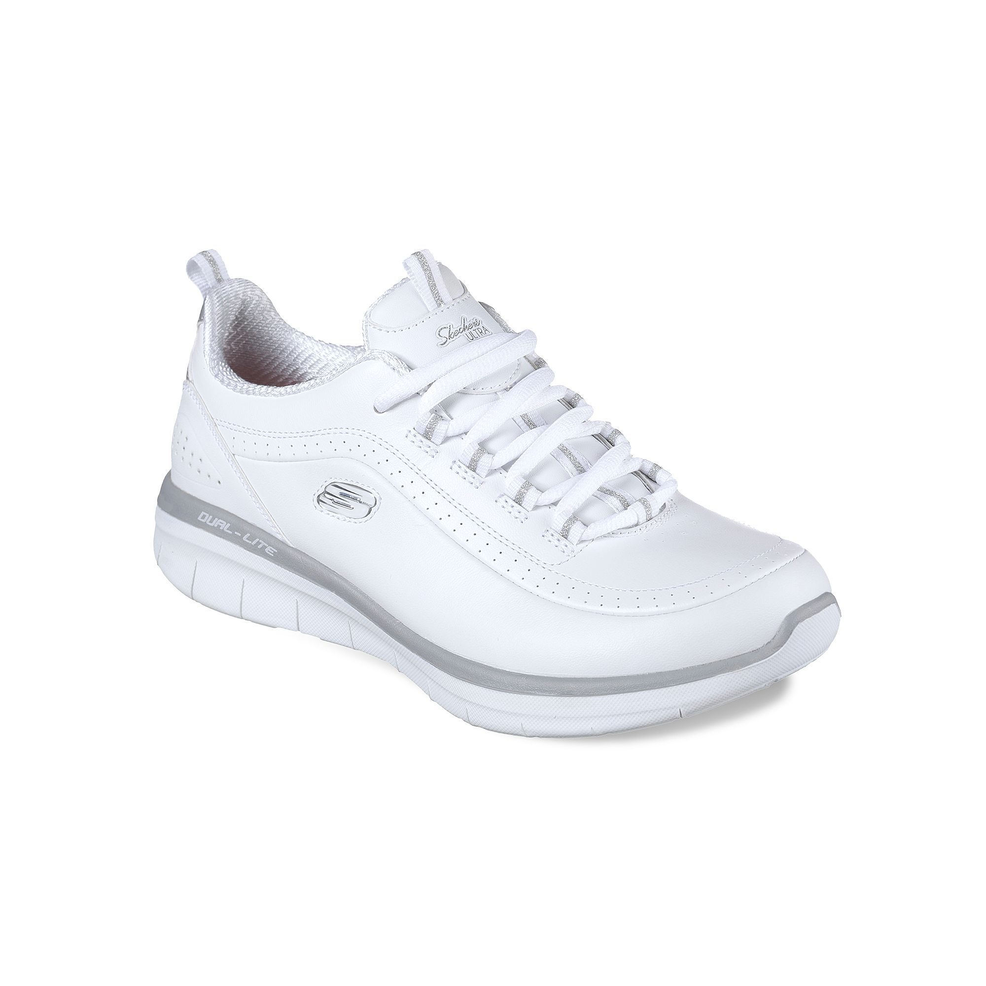 1a3ba305cc0 Skechers Synergy 2.0 Classic Women s Lace Up Sneakers in 2019 ...
