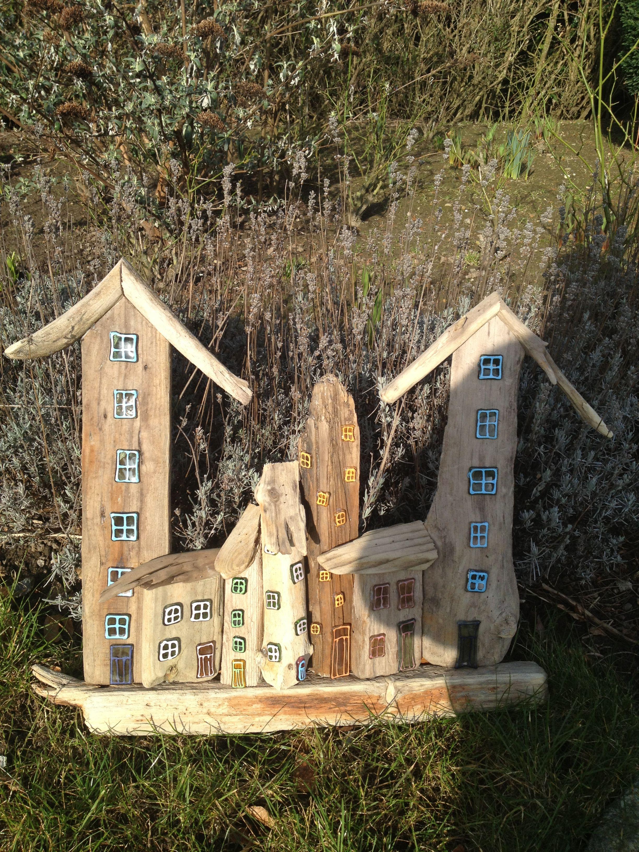 småhuse i træ
