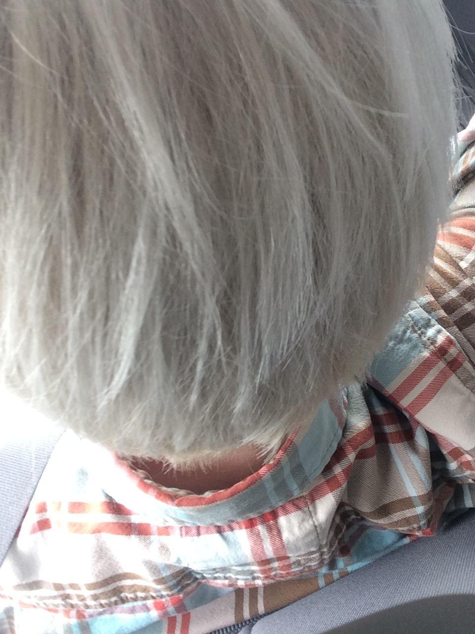 Ion Snow Cap Hair Color Cap Hair Hair Color Silver Hair