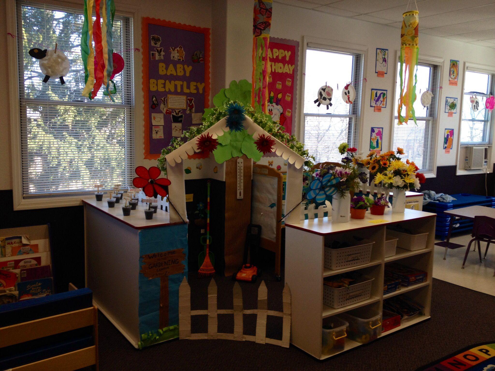 Garden center. Preschool dramatic play | Preschool | Pinterest ...