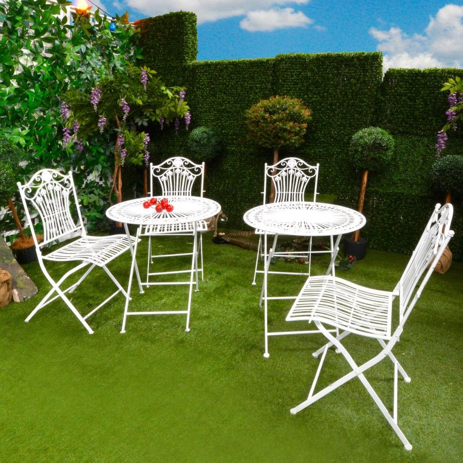 Wrought iron garden furniture props for event party hire sydney props hire
