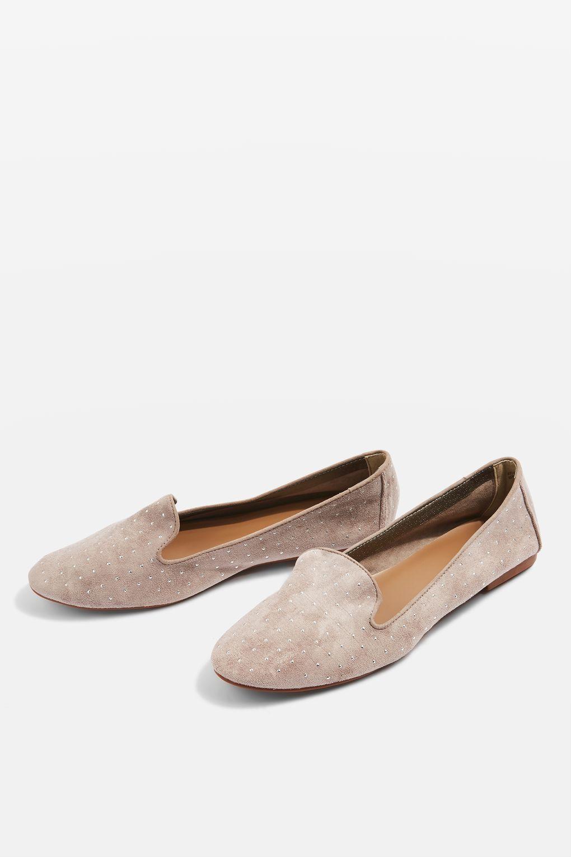 9d72f490ba6 SOPHIE Studded Slipper Shoes - Topshop USA