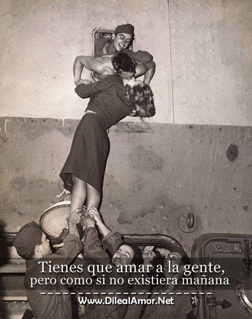 Tienes que amar