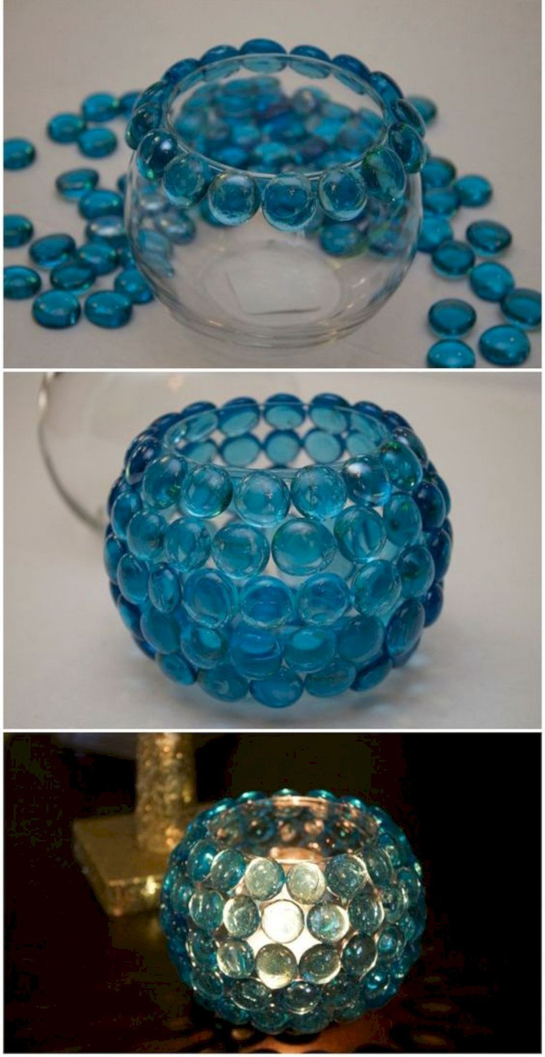 17 DIY Candle Holders to Decorate Your Home | Futurist Architecture