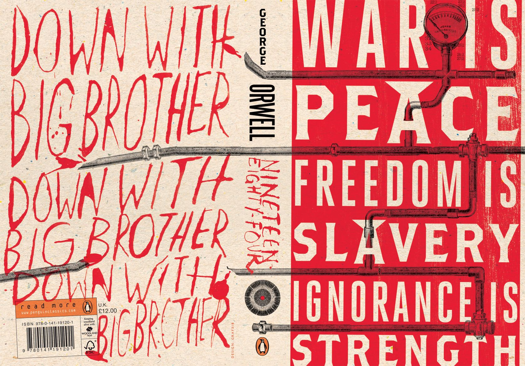 17 best images about george orwell 1984