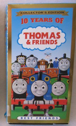 Collector S Edition 10 Years Of Thomas Amp Friends Best