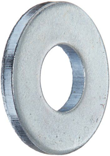 Steel Flat Washer Zinc Plated Finish Asme B18 22 1 No 8 Screw Size 3 16 With Images Zinc Plating Flat Washer Washer