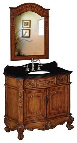 Belle Foret Model Bf80031r Single Basin Vanity Bathroom Vanities
