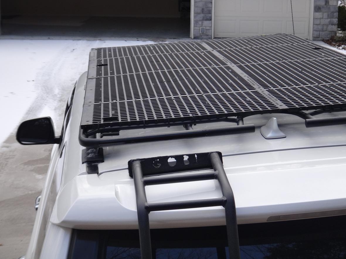 Gobi Flat Rack And Ladder At Wwwpure4runnercom Mommies