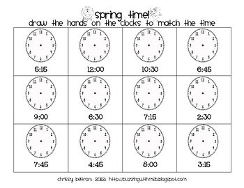 Time Worksheets time worksheets quarter past : 1000+ images about Orologio on Pinterest | To tell, Teaching time ...