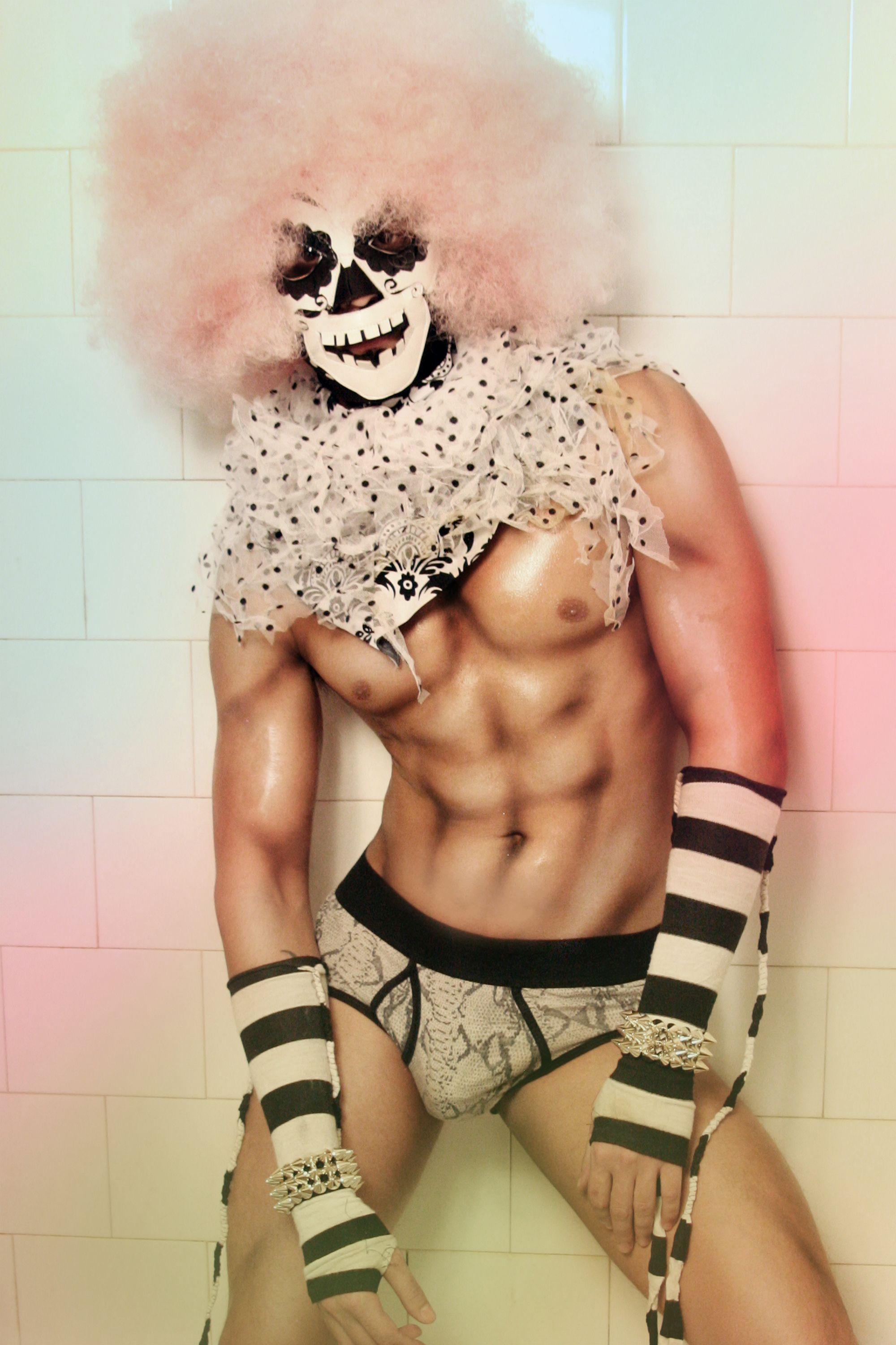 Hot Clown Male
