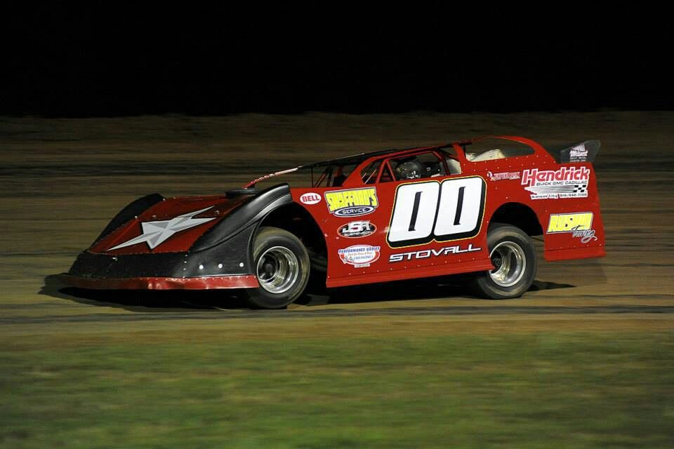 Jesse Stovall Salina Highbanks Speedway 2013 Dirt