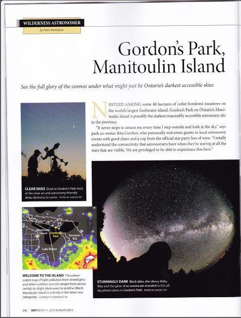 gordonspark.com