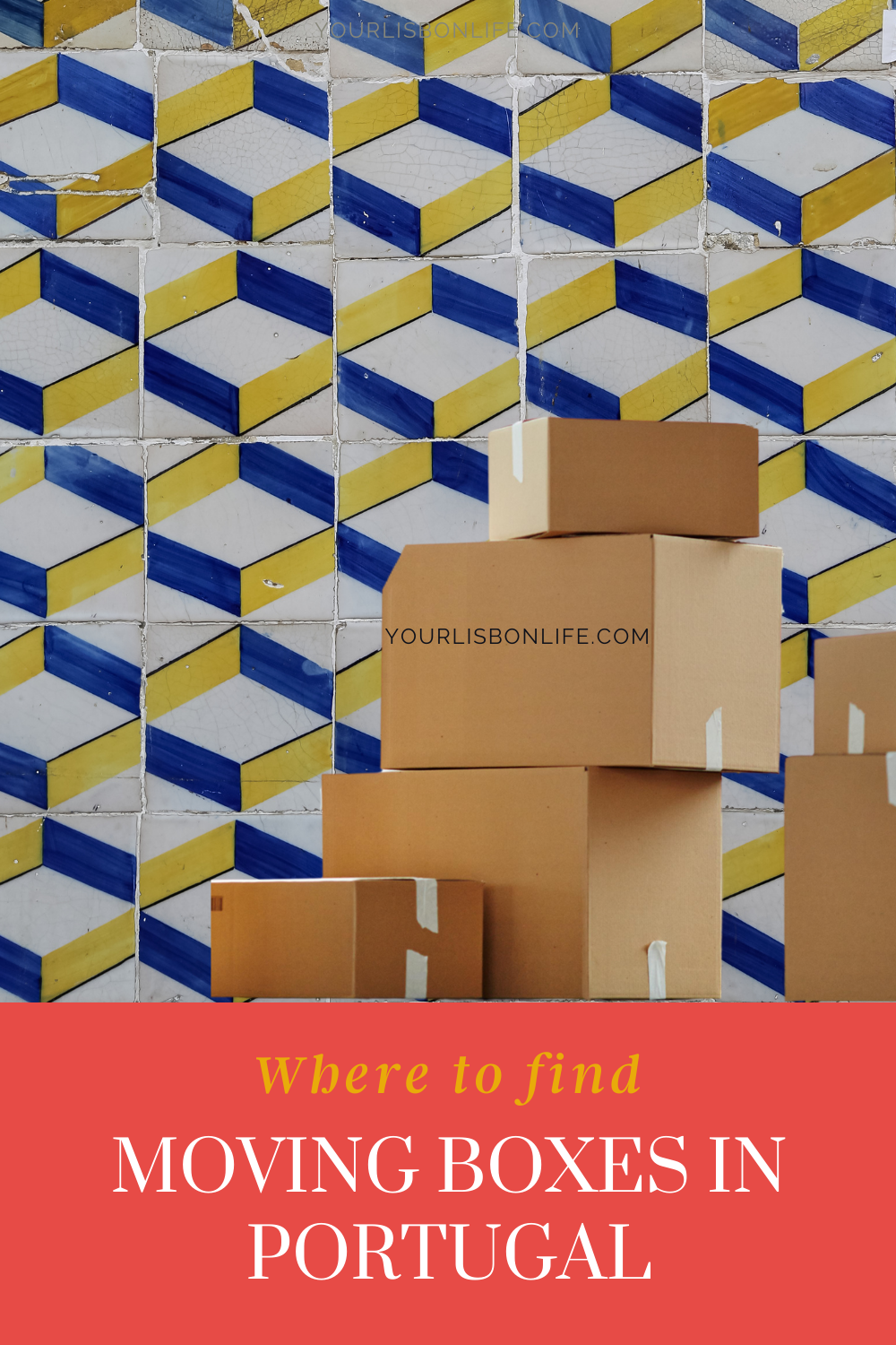 Where to Find Moving Boxes in Portugal