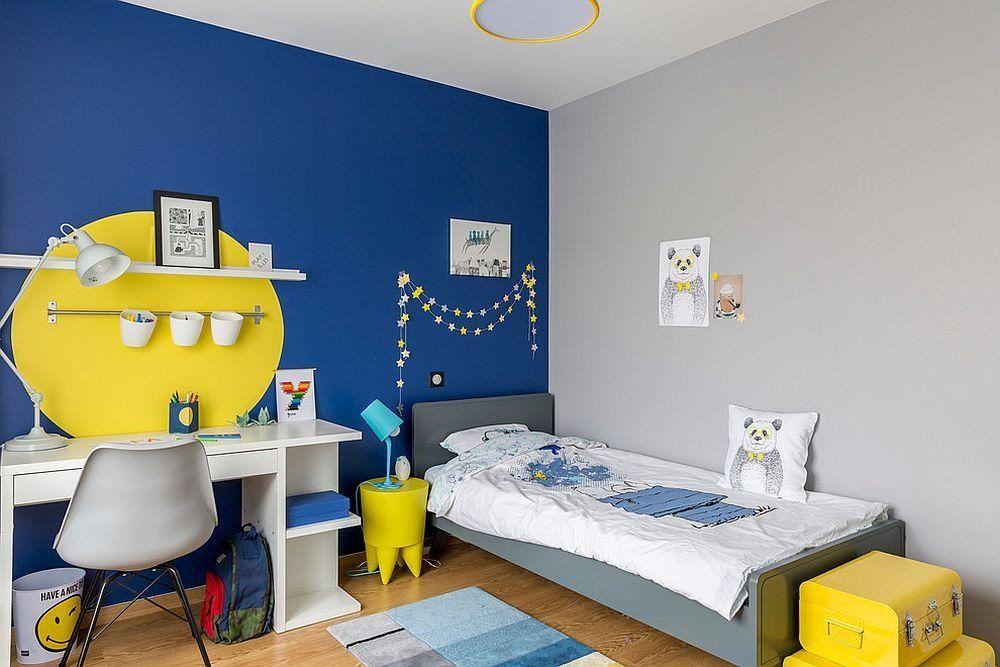30 Blue And Yellow Bedroom Yellow Bedroom Blue And Yellow