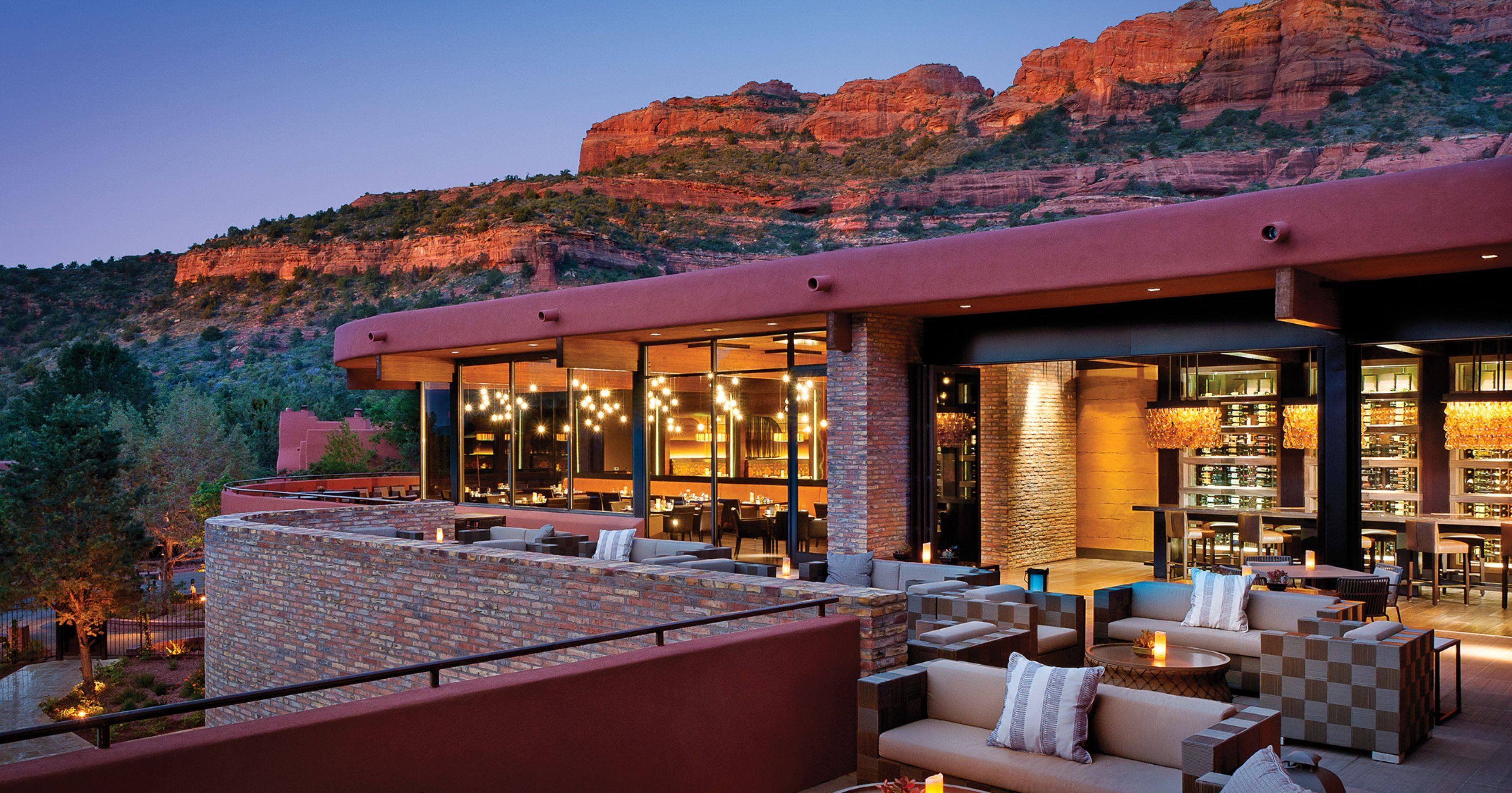These hotels, cabins and bedandbreakfasts show off the