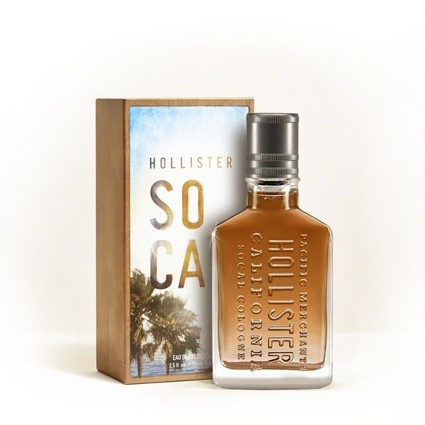 Hollister So Cal Cologne ($50) ❤ liked