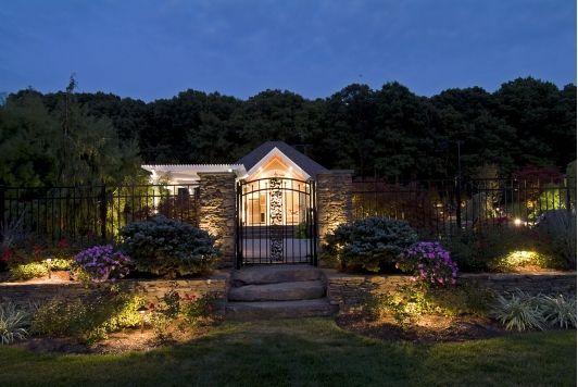 Landscape lighting - Home and Garden Design Ideas Landscspe
