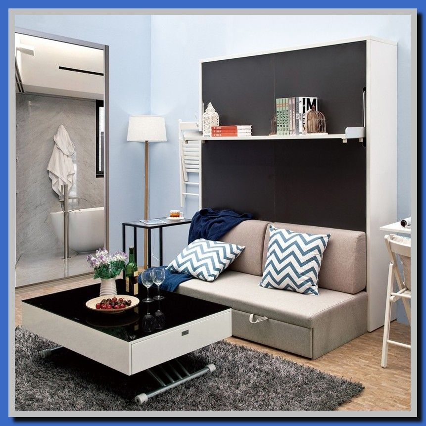 59 reference of vertical murphy bed with sofa in 2020