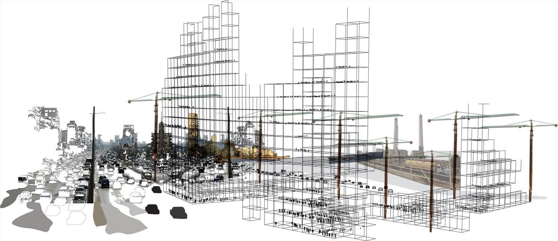 "Camille . Muriel beirut, city lab: grand beirut as an ""urban shape"""