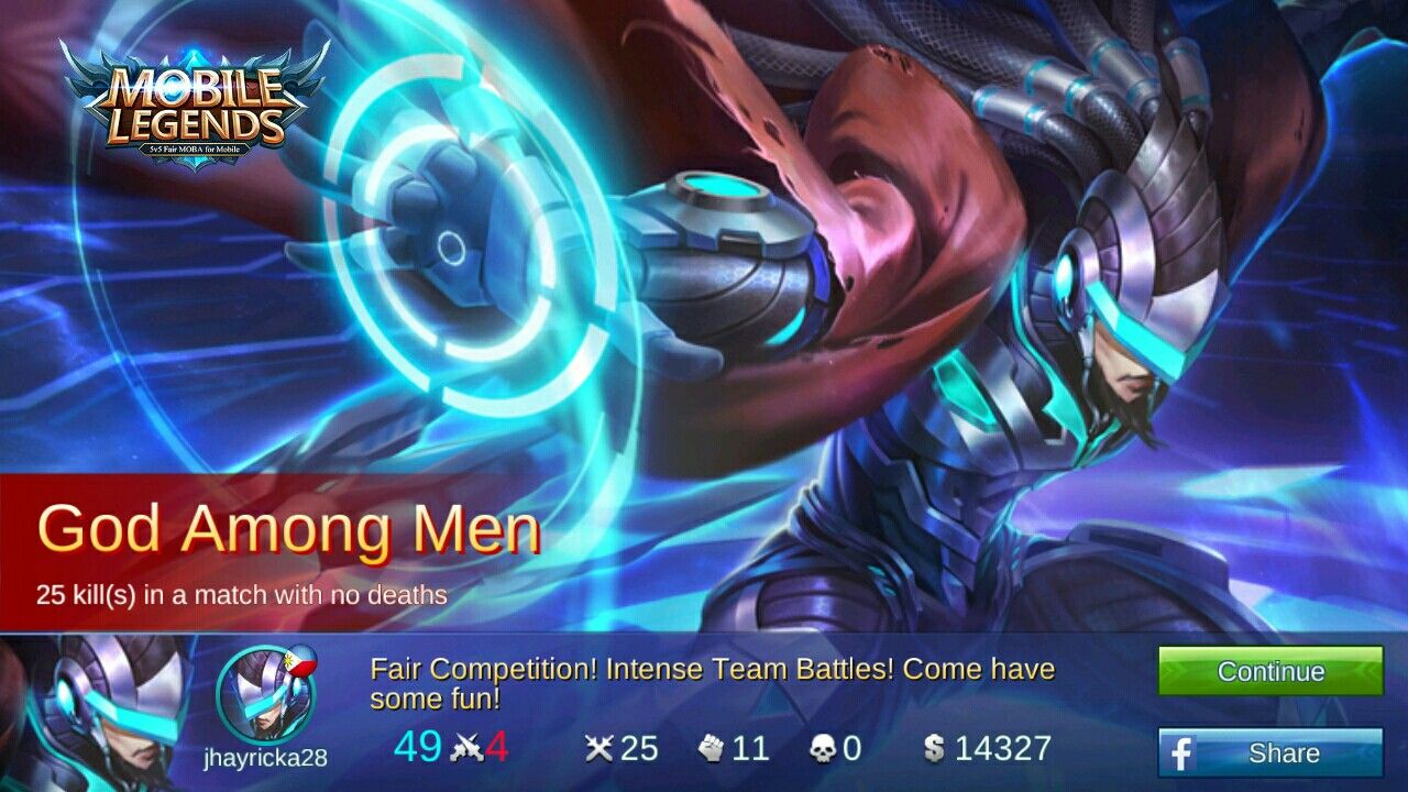 Mobile Legends Alpha Mobile Legends Pinterest