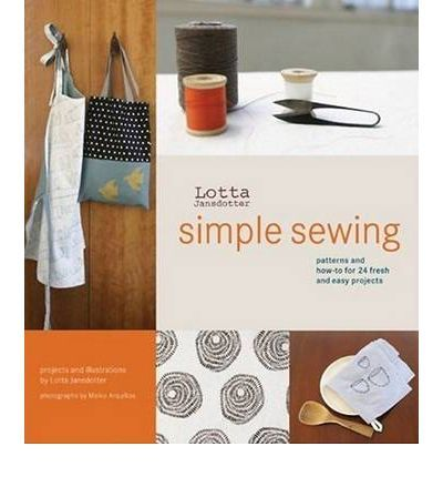 Helping readers make beautiful pieces for the home and beyond, this title features projects that include handy tote bags, smart aprons, chic bed linens, and much more. Each project is paired with step-by-step instructions, photographs, design ideas, and how-to illustrations hand drawn by Lotta.