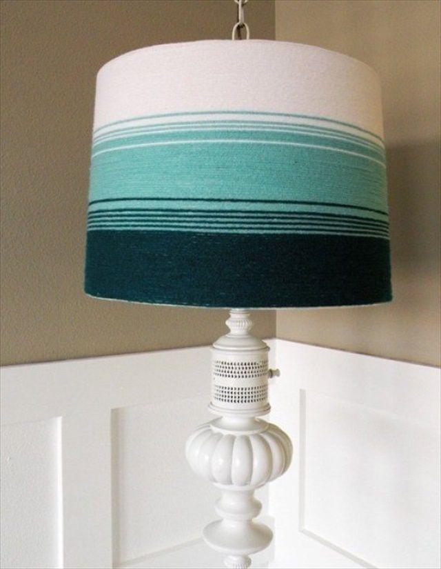 12 DIY Lampshade Design Ideas   DIY To Make