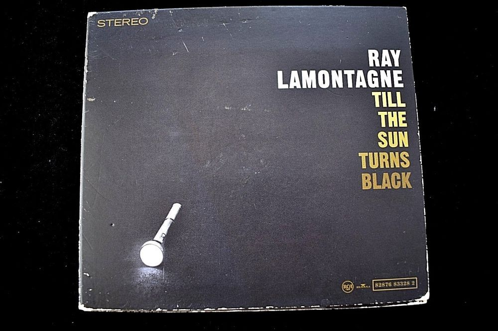 TILL THE SUN TURNS BLACK     RAY LAMONTAGNE (Guitar Recorded Version)