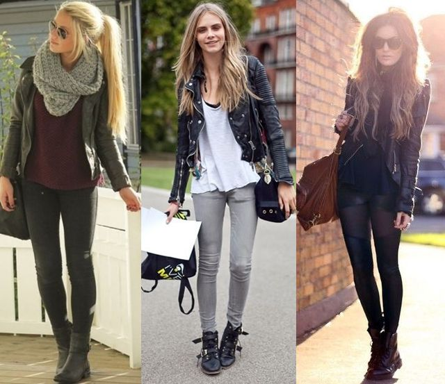 1000  images about how to wear combat boots on Pinterest ...
