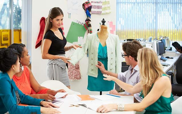 Roles Of A Merchandiser In Garment Industry Sangita Rawal Consultant And Mercha Fashion Designing Colleges Fashion Designing Course Career In Fashion Designing