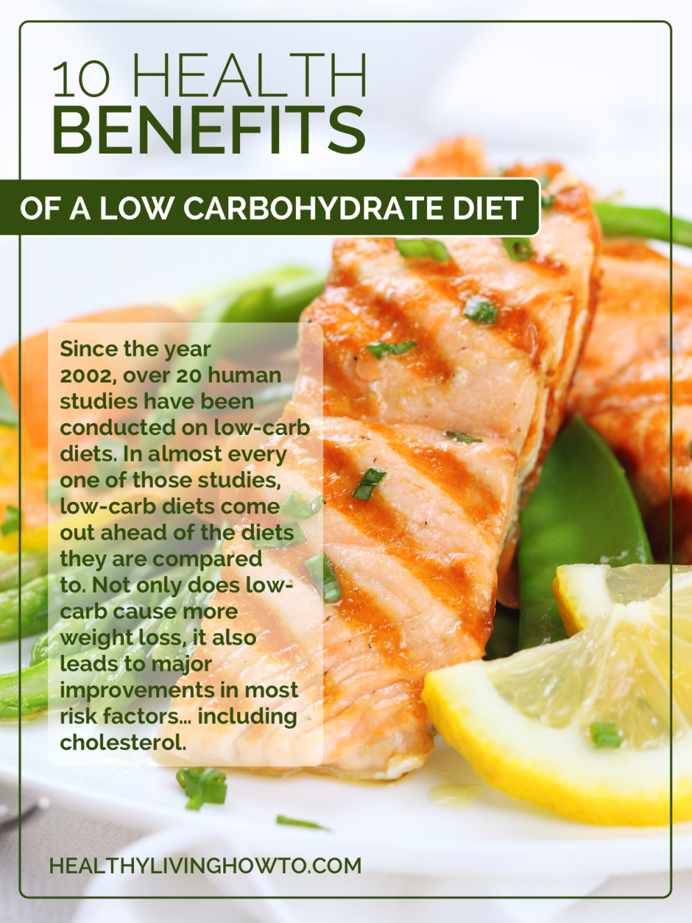 health benefits from a low carb diet