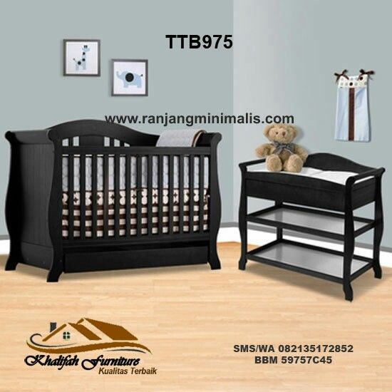 TEMPAT TIDUR BAYI / Box Bayi / Baby Crib Deskripsi : - Ukuran Baby ...