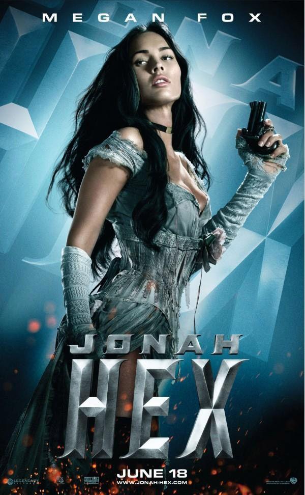 Jonah Hex Jonah Hex Filme Trailer Jonah Hex Movie Jonah Hex Megan Fox