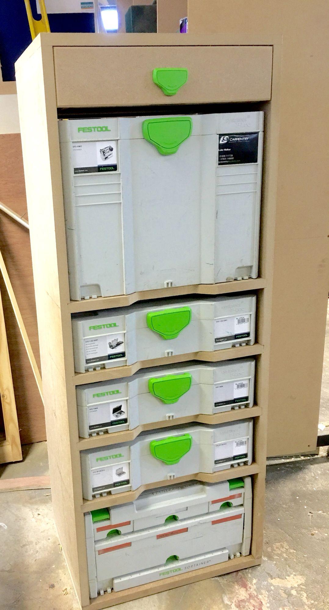 Festool Storage Lgcarpentry At Outlookcom Dingen Om Te Maken