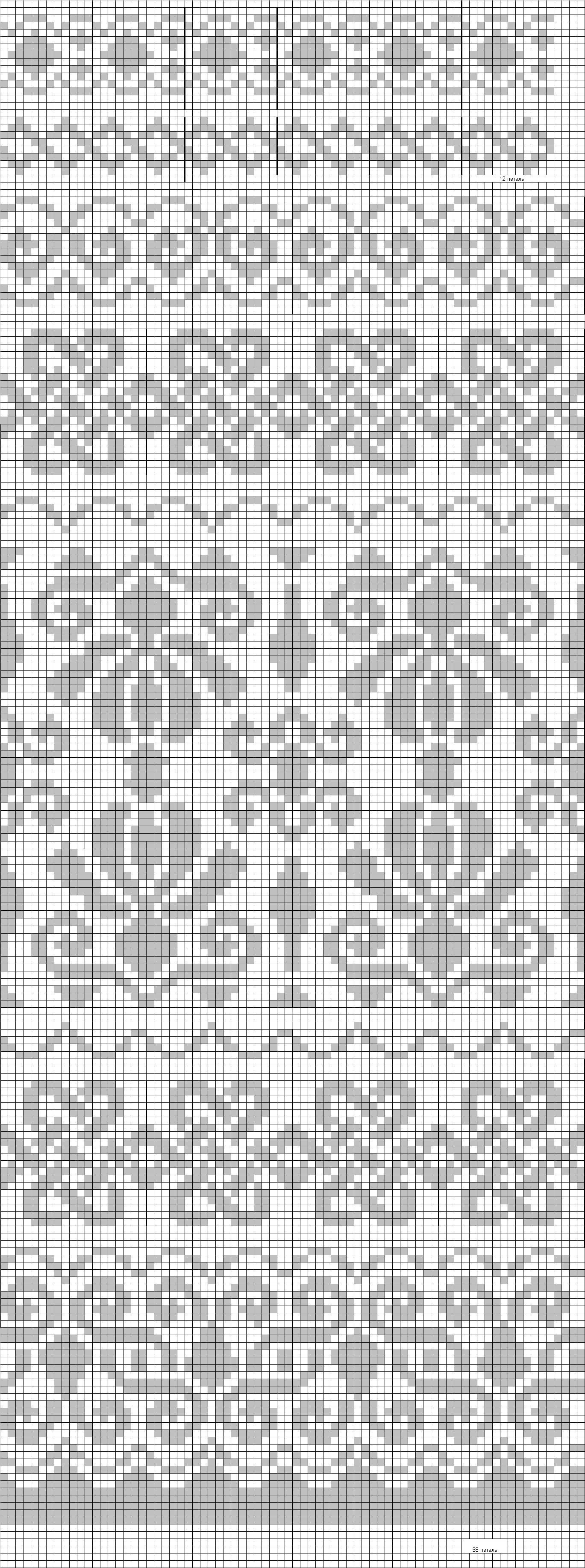 so many of these patterns could be cross stitch too