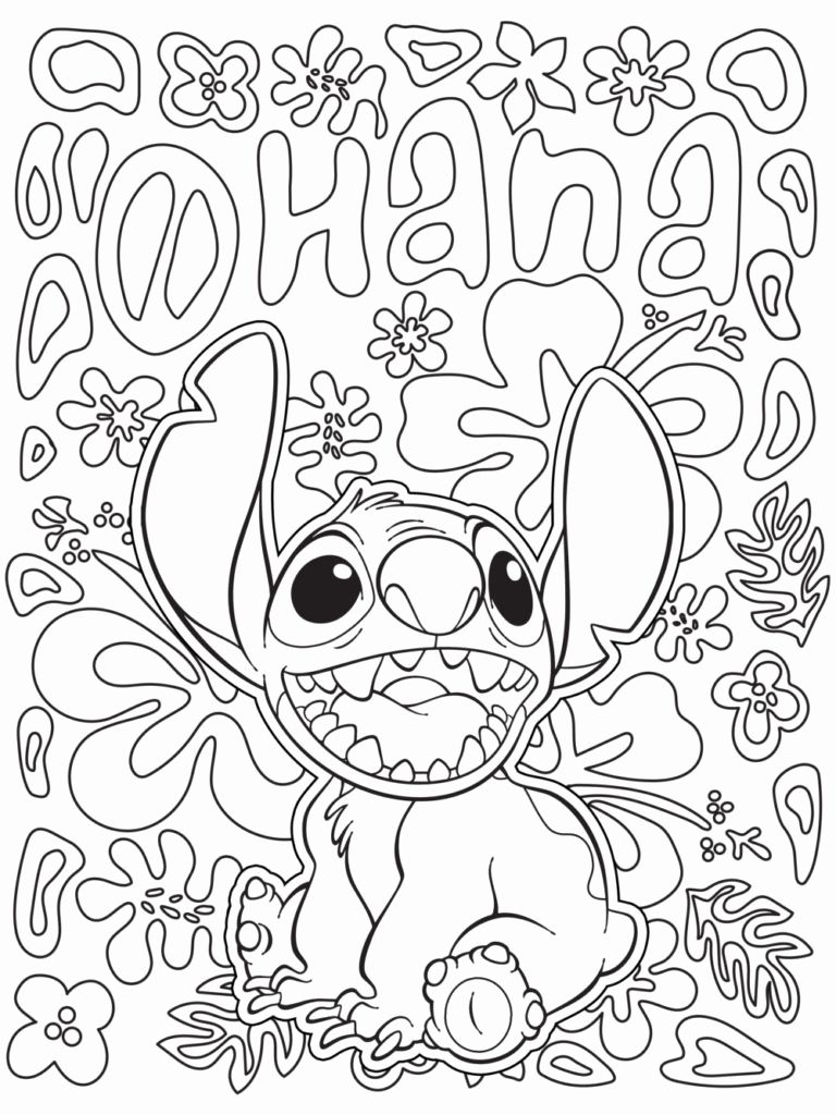 Kids Coloring Pages Disney Angel And Stich In 2020 Stitch Coloring Pages Free Disney Coloring Pages Cartoon Coloring Pages