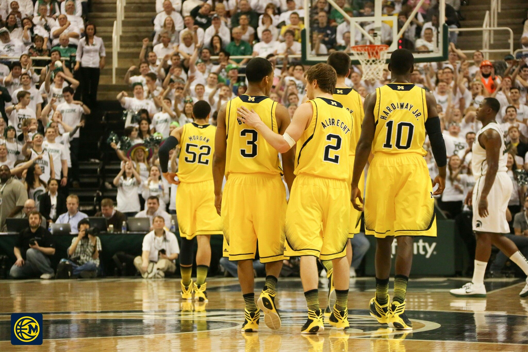 Pin by Eric on Michigan Basketball (With images