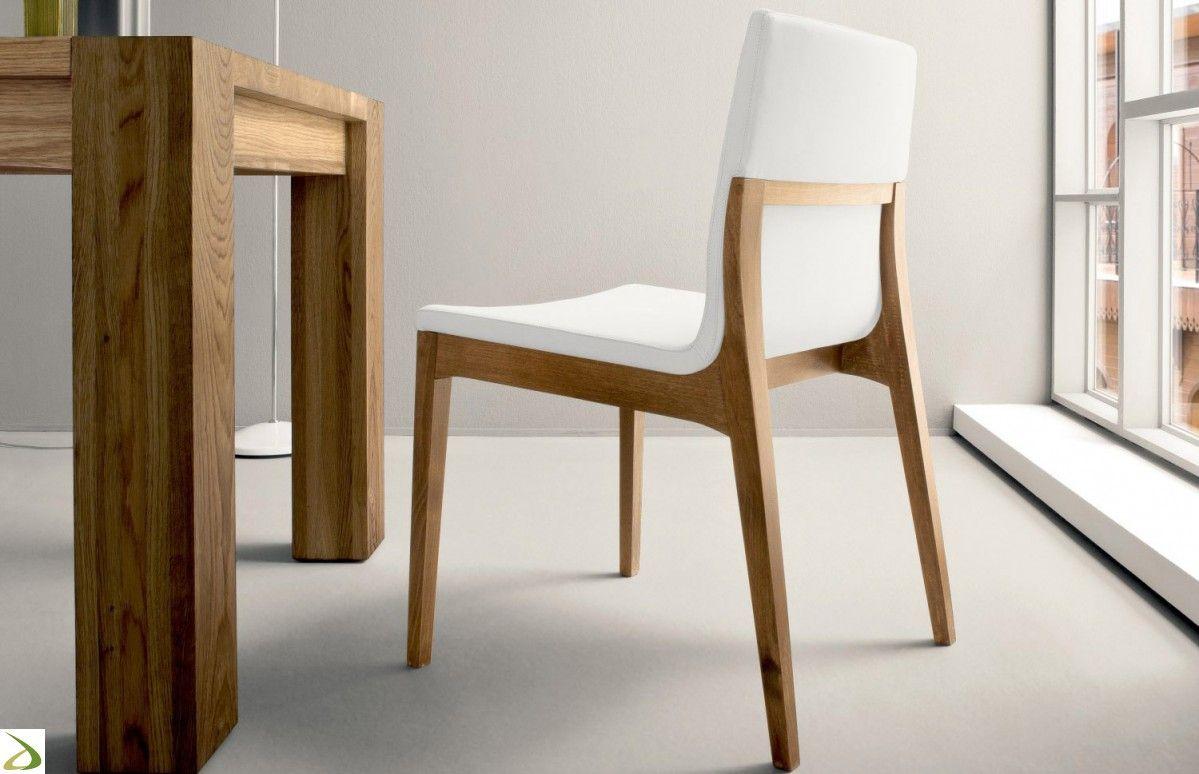 Sedie Moderne Design In Legno.Sedia Rocci Nel 2019 Soggiorni Chair Design Wooden Chair Design