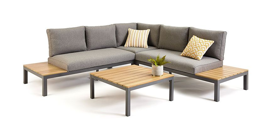 Porto Patio Set At Home Metal Works Outdoor Furniture Sets
